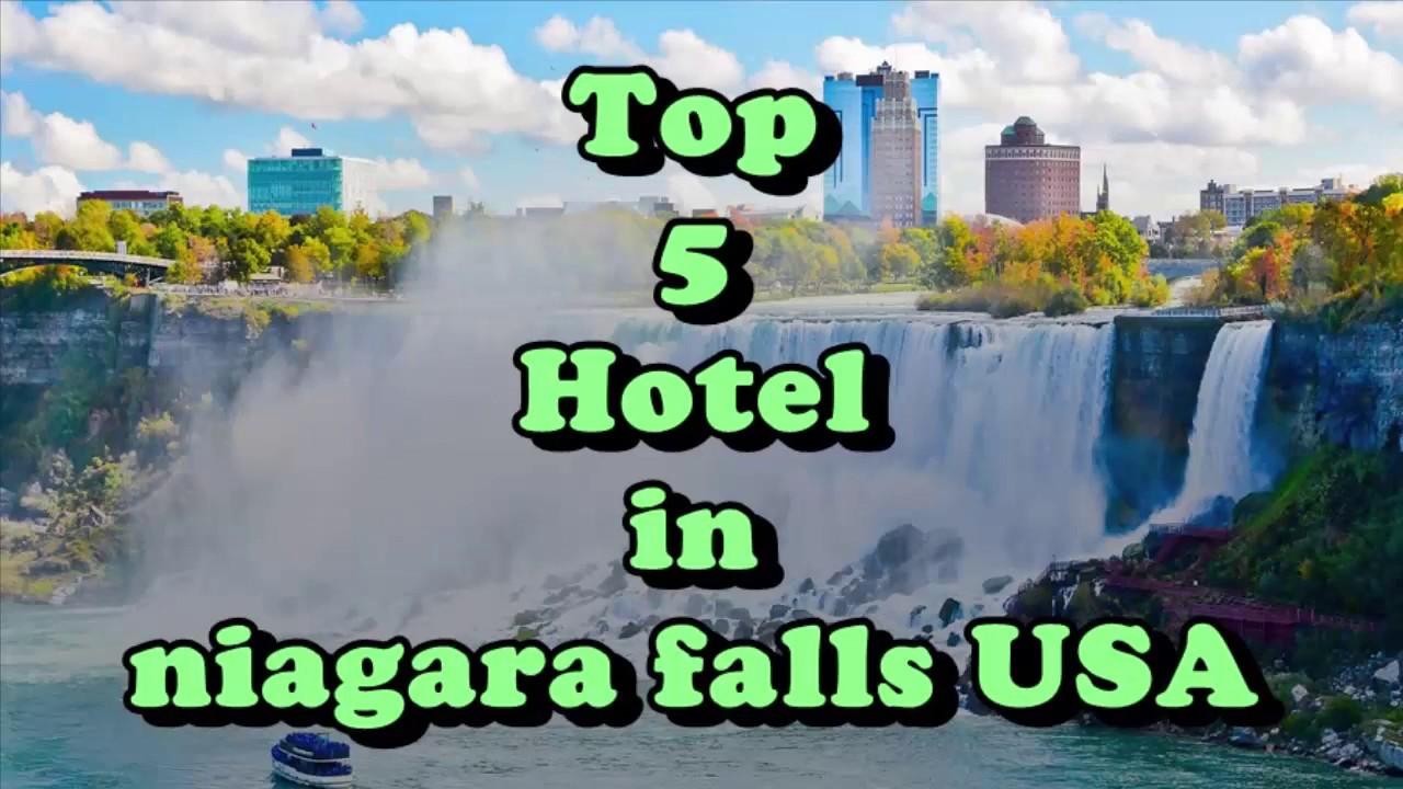 Top 5 Best Hotels In Niagara Falls Usa Youtube