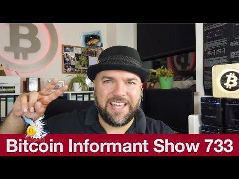 #733 McAfee verdoppelt Bitcoin Prognose, Monero eine Gefahr & Universität Malta Blockchain Master S