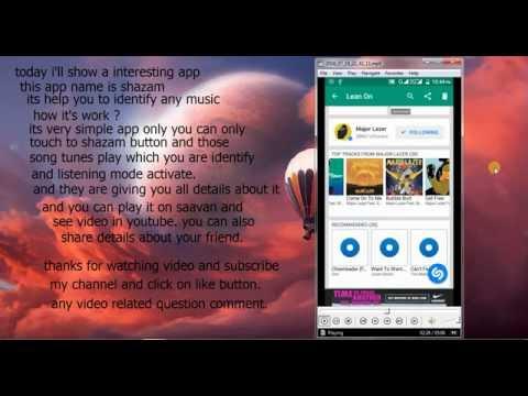 amazing music identifier app