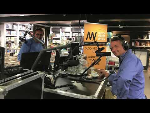 Dutch Media week 2017 radio fragment
