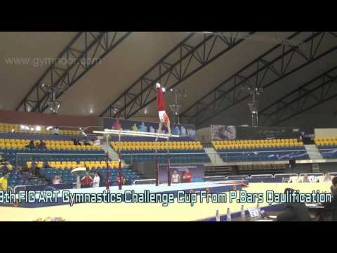 Parallel Bars - Qualification Doha 2016