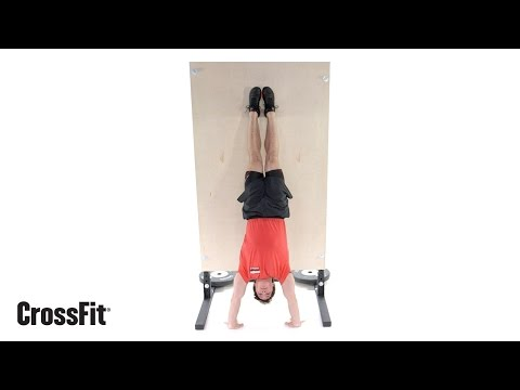 Handstand Push Ups (HSPUs)