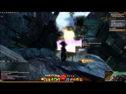 Guild Wars 2: Lost Shores Stepping Stones JP