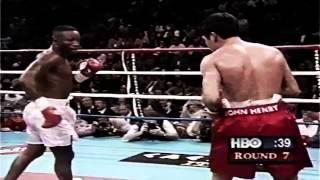 """Oscar """"The Golden Boy"""" de la Hoya vs Pernell """"Sweet pea"""" Whitaker (highlights)"""