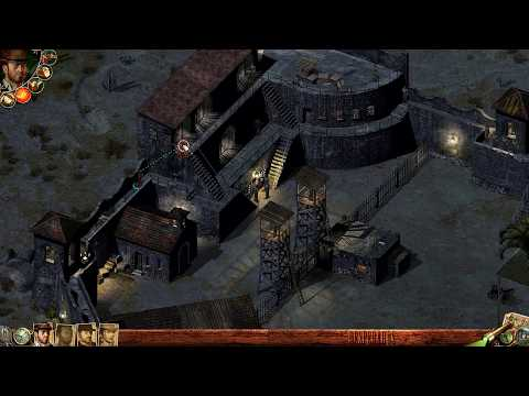 Desperados Wanted Dead Or Alive Speedrun The Walls Of Fortezza 13 Mission In Hd Youtube