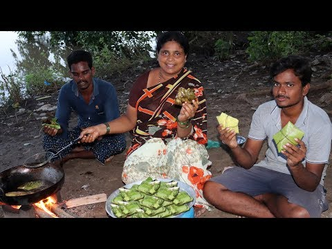 Banana Leaf Chicken || Traditional Chicken Recipes || Village Style Cooking