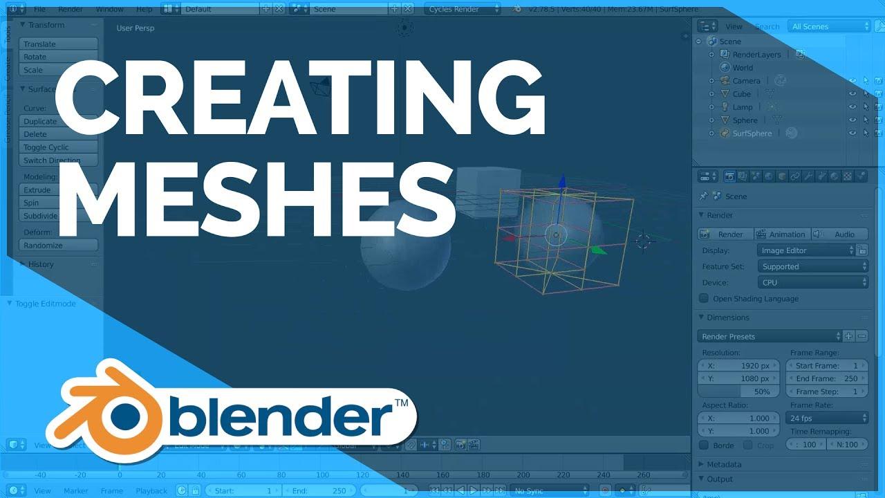28 brilliant Blender tutorials | Creative Bloq