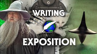 On Writing: Exposition - magic systems and worldbuilding [ Avatar l Rowling l Inception l Asimov ]