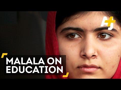 Malala Yousafzai Urges UN To Focus On Education
