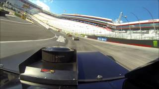 A few blistering fast laps In a Top Speed Modified at Bristol Motor Speedway