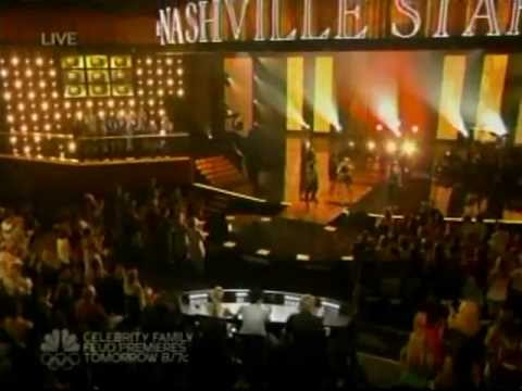 Danity Kane - Damaged (Live @ Nashville Star 23-06-2008)