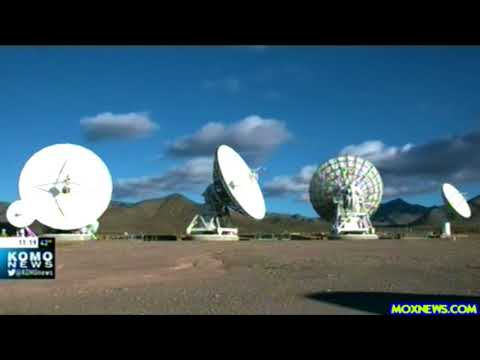 NASA Using Laser Technology To Transmit Information At The Speed Of Light!