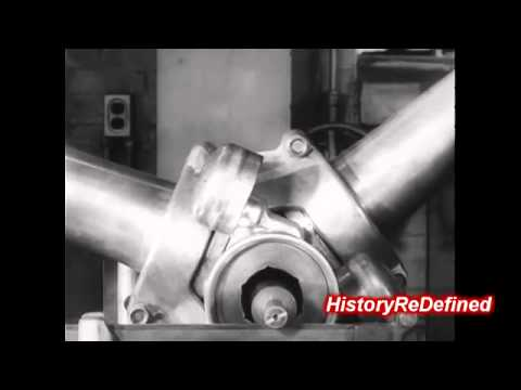 1942 Newsreel: The planes of Wright Field