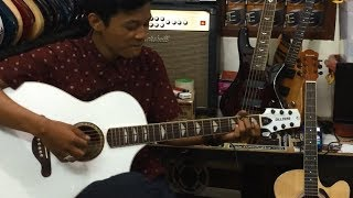 Bruno Mars - Count On Me ( Cover Akustik by Resnu Andika )