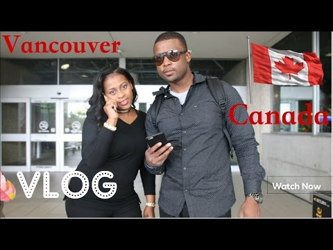 A Day In My Life - Traveling in Vancouver, Life of an entrepreneur & meet my hubby| Vlog