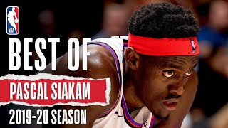 Pascal Siakam 2019-20 Season Highlights | The Best of Spicy P 🌶