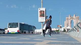 Dancing in Abu Dhabi