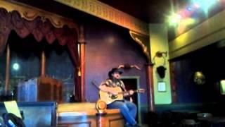 Singing in Dodge City Kansas