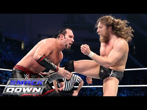 Reigns & Bryan compete in Tag Team Turmoil: Part 2: SmackDown, February 12, 2015
