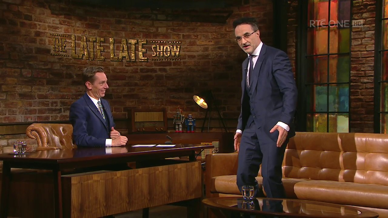 how to go on the late show