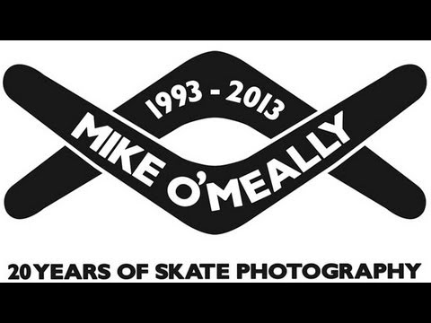 Mike O'Meally: 20 Years Of Skate Photography - TransWorld SKATEboarding