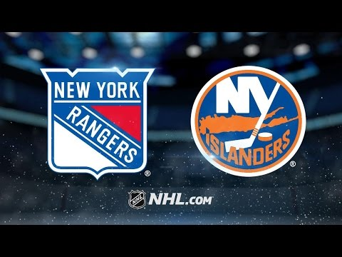 Ladd, Tavares power Isles past Rangers, 4-2