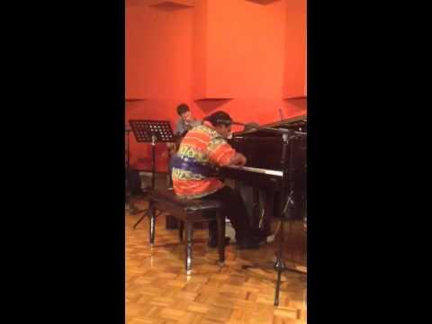 Latin Jazz Piano Clinica
