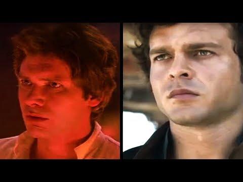 Han Solo vs. Han Solo