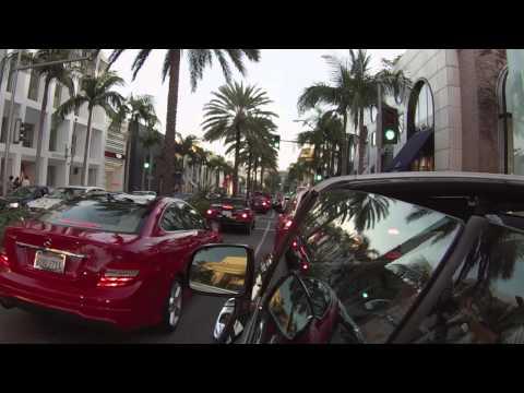 Beverly Hills tour in a Rolls Royce Phantom!
