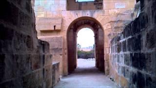 Jejak Romawi di El-Djem, Tunisia