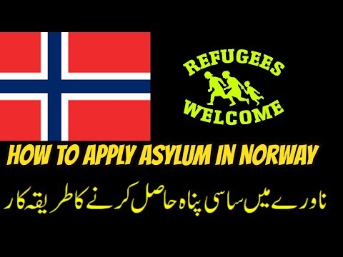 how to apply asylum in norway NEW LAW 2019