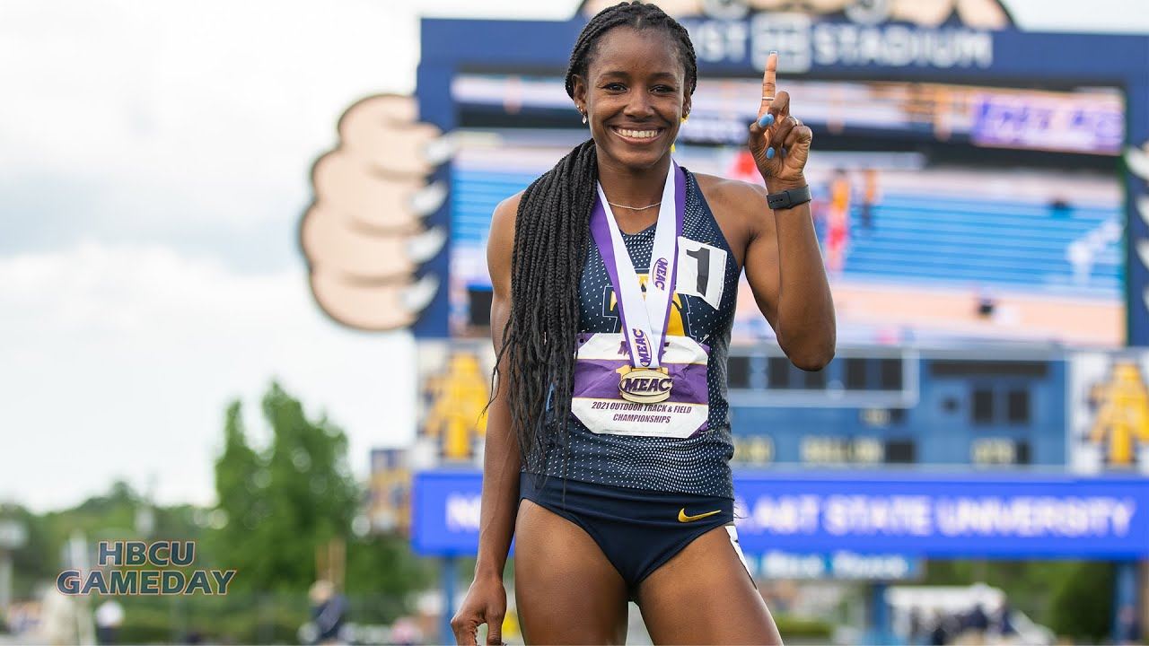 2021 MEAC Track And Field: Grabbing The Gold