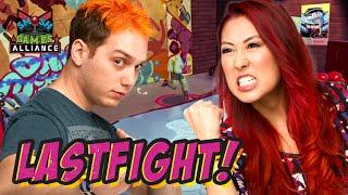 FIRST FIGHT IN LASTFIGHT (Bonus Vlogs)