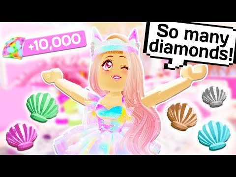 THE ULTIMATE DIAMOND GUIDE FOR SUNSET ISLAND // Roblox Royale High School