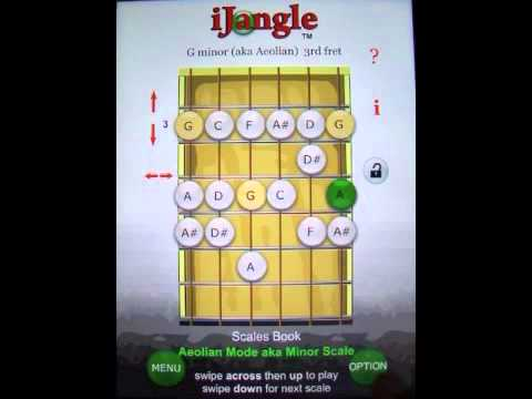 iJangle Guitar Chords Plus: Chords with fretboard scales and guitar tuning