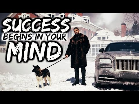 Success Begins In Your Mind (MUST WATCH)