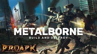 Metalborne Gameplay Android / iOS (CBT)