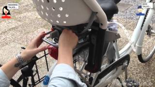 Yepp Maxi easy fit fietszitje review video