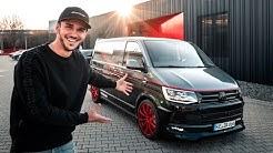 VW T6 DA-Team Bus   Die komplette ENTSTEHUNG!   Daniel Abt