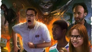 Angry Video Game Nerd: The Movie - AN INSIDE LOOK