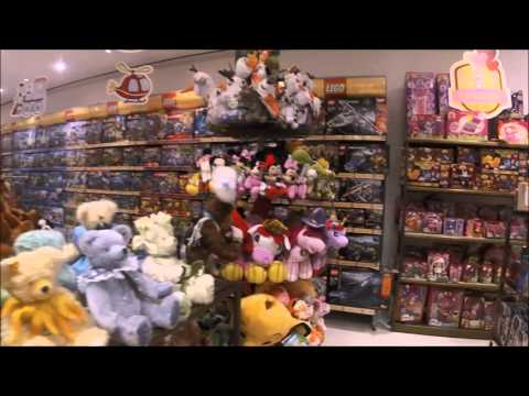 Tsum Shopping Moscow Russia Childrens Section