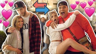 GIRLFRIEND SWAP CHALLENGE FT. ALISSA VIOLET & FAZE BANKS