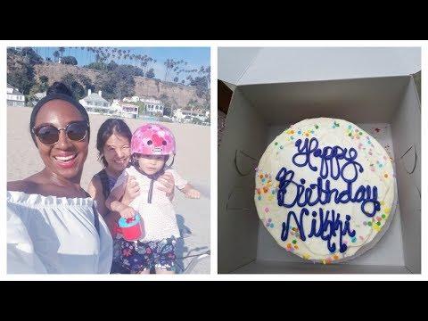 Birthday Vlog Part 2: Santa Monica | NikkiBeautyBliss