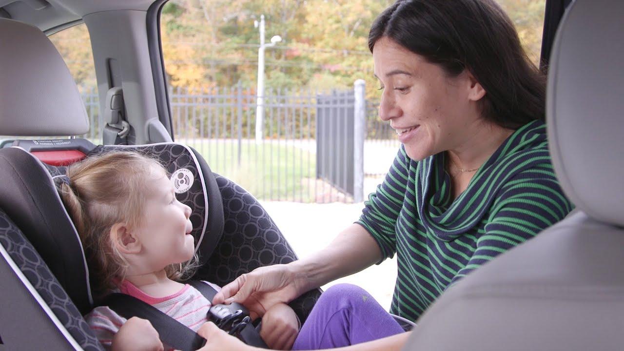 Convertible Car Seats Make The Move Sooner Rather Than