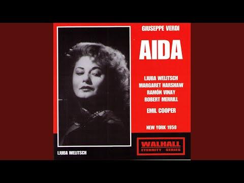 Aida: Act 3 - Si, fuggiam da queste mura