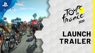 Tour de France 2020 - Launch Trailer | PS4