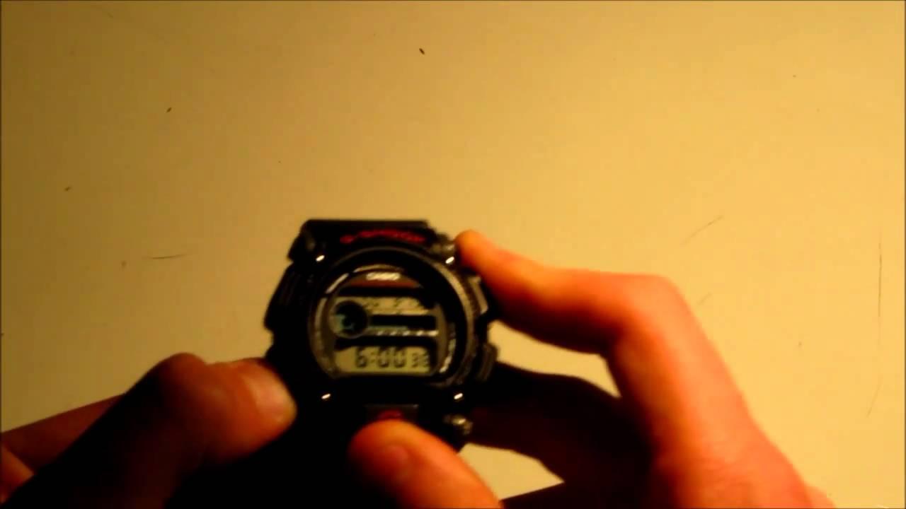 G Shock Casio Mens Dw9052 1v Digital Watch Review Youtube Dw 9052 1vdr