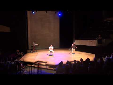 'Couple Fight: The Musical' presented by Weggel-Reed Productions