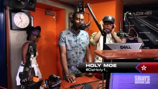 Friday Fire Cypher: Phendi, Fr33 Will & Holy Moe Rap Over Exclusive Ric Flair Beats