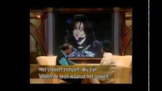 Michael Jackson hablando por telefono con Quincy Jones & Oprah sub. Español